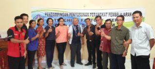 Pendampingan Penyusunan Perangkat Pembelajaran Teaching Factory (TEFA) oleh Dr. Syahril ls, M.T